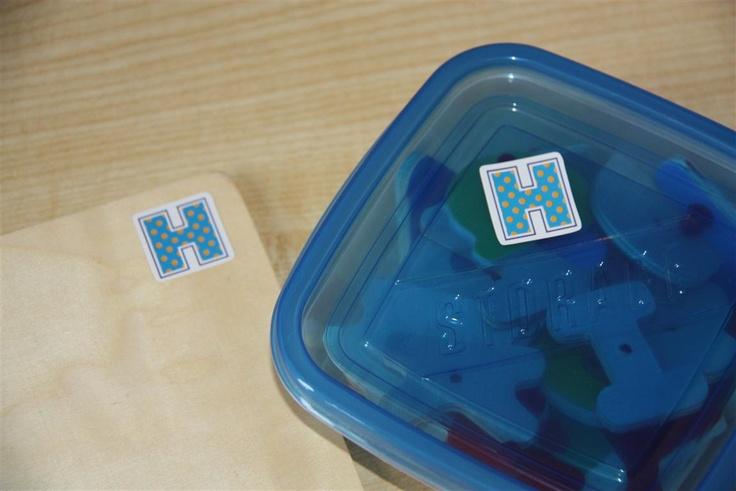 puzzle organisation