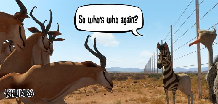 Congrats to Lukas !!!  We liked this Caption! You WON the Challenge!! #TheBOKSChallenge #CaptionThis1 #Khumba