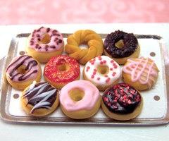 Fimo idea_donut :3