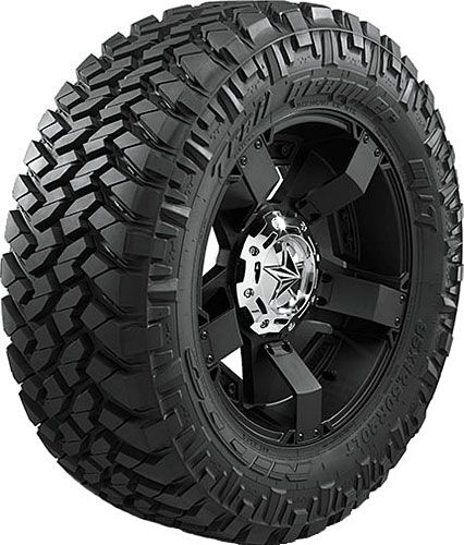 Nitto 40574 - Nitto Trail Grappler Mud Terrain Light Truck Radial Tires