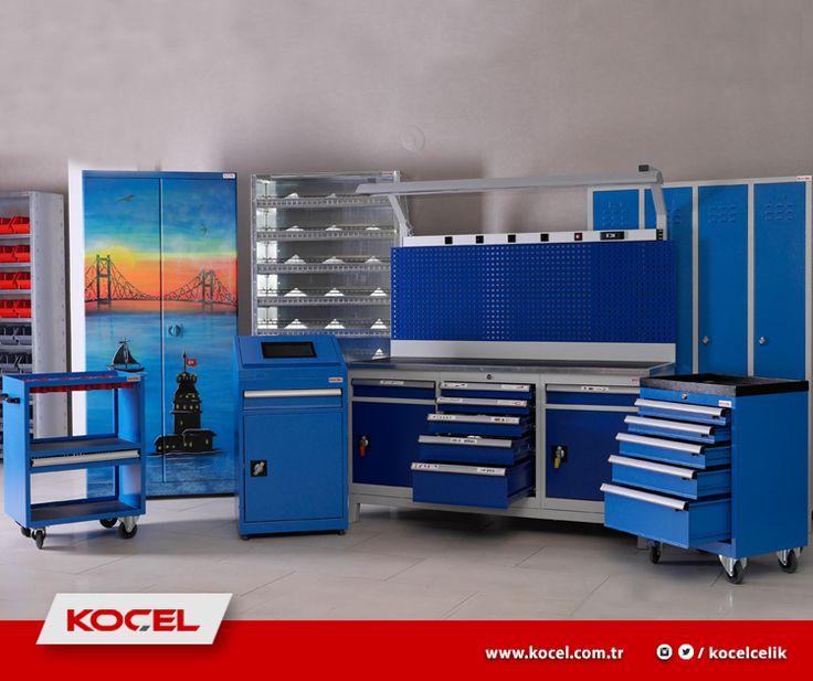 Koçel Çelik Eşya ailesi olarak ürünlerimizin kalitesinden ödün vermeden üretimlerimize devam ediyoruz. www.kocel.com.tr #koçelçelikeşya #kalite #düzen  #toparlayançözümler #koçel
