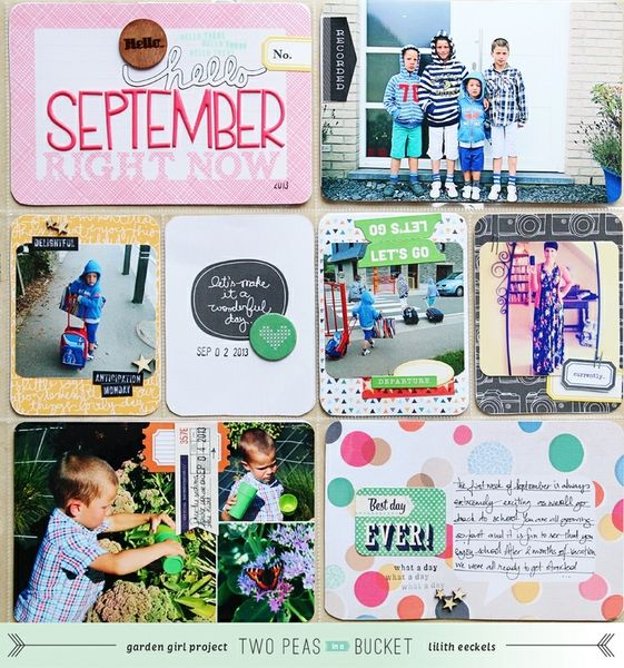 261 Best Project Life Images On Pinterest Pocket Scrapbooking