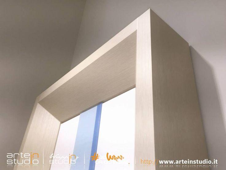 Riqualificazione Lola and Grace Milano #lolanadgrace #& #3m #dinoc #3mdinoc #interiordesign #decorazione #decorazioneinterni #interni #swarovski #wood #finewood #wrappingstudio #wrapping #arteinstudio #milano