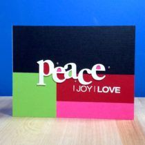 Merry Monday #210 {Peace. Joy &/or Love}