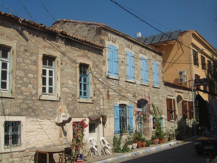 A Greek house until 1922, Phocaea