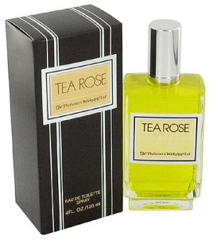 Tea Rose Perfumer`s Workshop for women   Still testing.