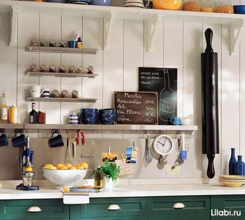 Дизайн интерьера кухни в стиле кантри | Своими руками