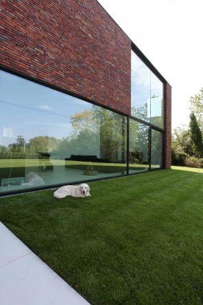 Gevelsteen | Architect: Egide Meertens, Belgium