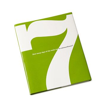 Look what I found at UncommonGoods: 7: How many days...? for $10 #uncommongoods