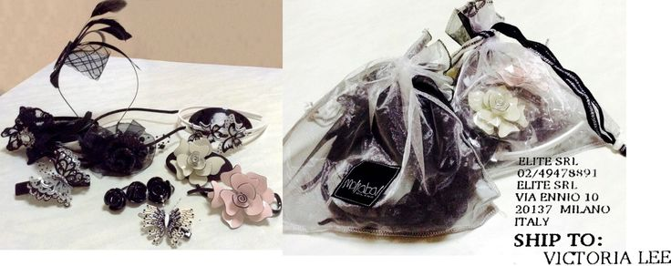 These #luxury #vintage #hair #accessories with my favorite #butterfly, #rose and #cameo motifs will accompany me to #Paris for my 2015 project of the year (details to be announced soon, stay tuned!) this autumn. Based in #Milan, #Moliabal (https://www.facebook.com/pages/Moliabal-Milano/390079174336567?fref=ts), my new official #blog sponsor has geared me up to rock the flamboyant city's dazzling #fashion scene with these irresistible and super #chic little goodies. Check out more of…