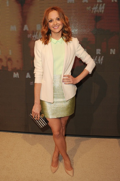 Jayma Mays Pictures - Marni At H Collection Launch - Red Carpet - Zimbio