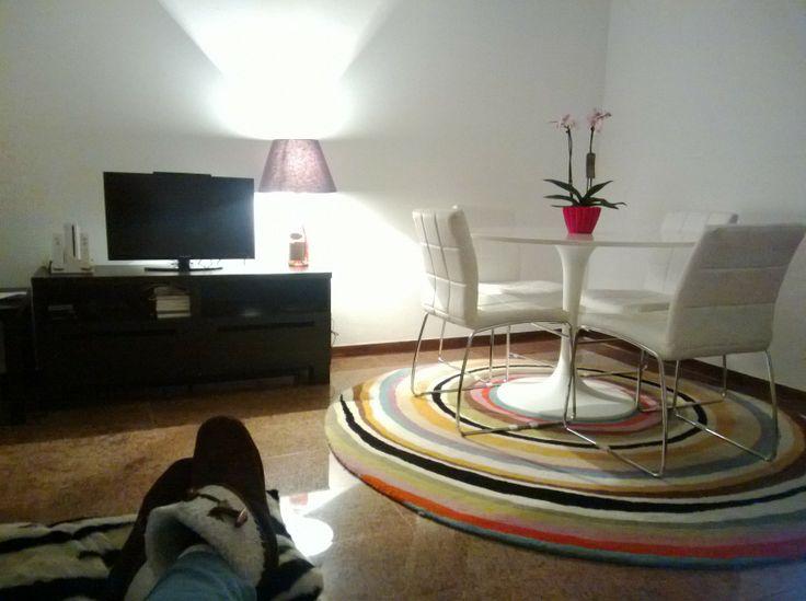 my small living / dinning room :)