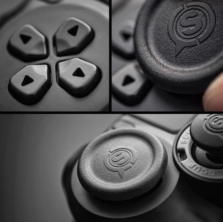 Scuf Gaming Infinity Series Control Disc is perfect for sports titles, fighting and racing games: the Control Disc is all about control and pinpoint accuracy.  Remove and you have a normal dpad again.