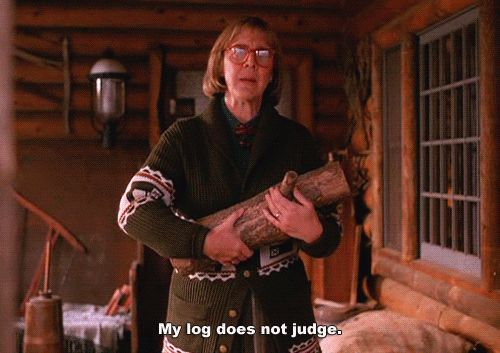 "RIP, CATHERINE COULSON: 10 OF THE LOG LADY'S MOST MEMORABLE QUOTES, 9/29/2015, Catherine Coulson, best known for her portrayal of the eccentric Log Lady on Twin Peaks, has died at the age of 71. The cult show's creator David Lynch released a statement to The Hollywood Reporter expressing his sadness: ""Today, I..."