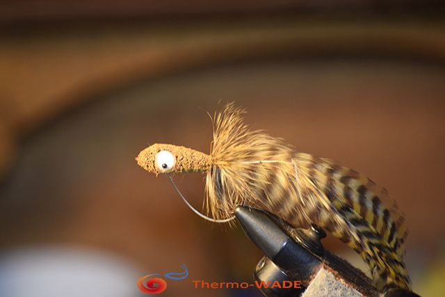 A Great Weedless Bass Fly.  #Troutbum #getwild #Flyfishing