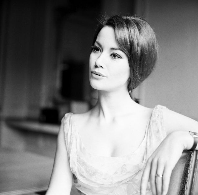 French actress Claudine Auger (1941) is best known as Bond
