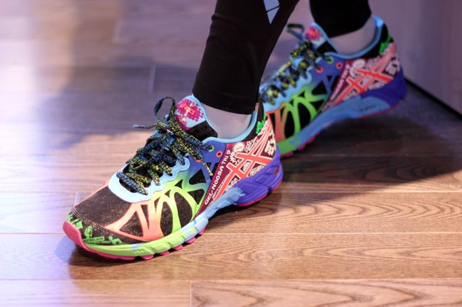 Are you a fan of Asics and in the Chicago area? Read my review of the Bucktown opening of the Asics store there. It was fun!