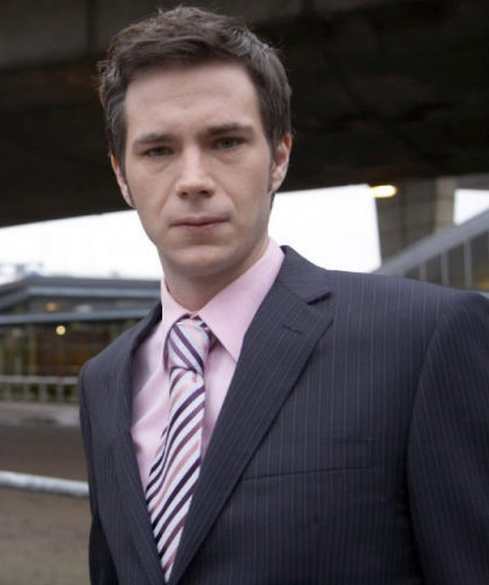 James D'Arcy as Guy Thompson, a high-powered security consultant who becomes the prime suspect in the disappearance of two teenage girls.