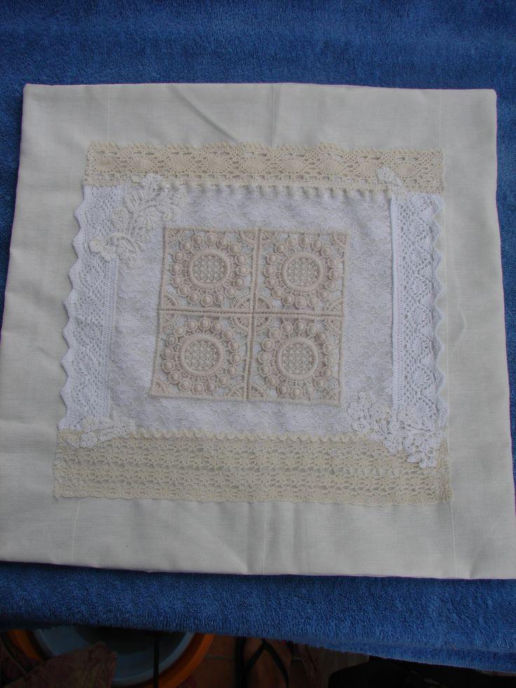 pillowcase shabby
