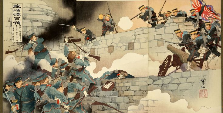 the russo japanese war Students will examine the significance of the russo-japanese war as a critical  event in japanese, as well as world history through comparisons of the events'.