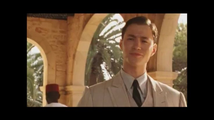 1940's #TomWisdom as Ivor Claire in Sword of Honor