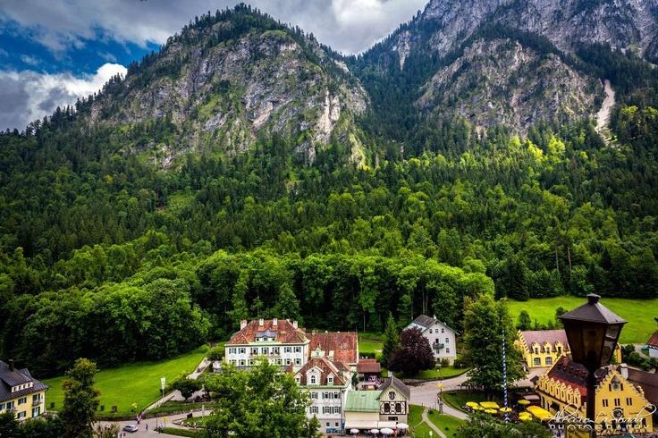 Hohenschwangau, Bavaria, Germany