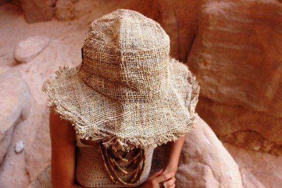 b960e2f2f Hemp Hat in 2019 | ~ CreAtiOns With LoVe ~ | Hemp fabric, Hemp, Hats