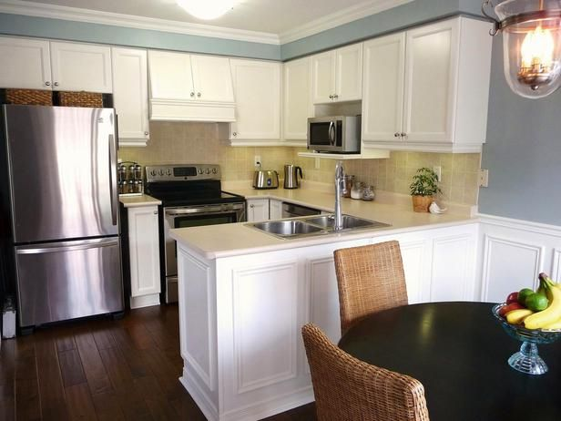A Little Help From Your Friends - Kitchens on a Budget: Our 14 Favorites From Rate My Space on HGTV
