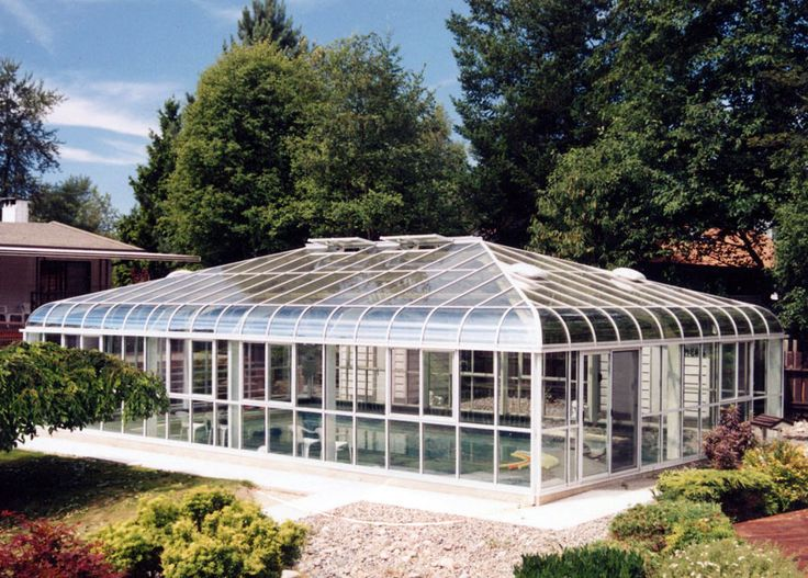 Image detail for turnkey custom greenhouses luxury for Pool inside greenhouse