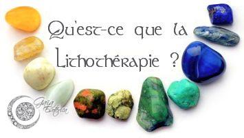 [Dossier] Qu'est-ce que la #Lithotherapie ? – 1/5 | #Gaia_Esoterica Carnet du #plaisir & de la réalisation de soi