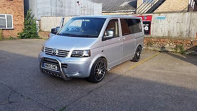 eBay: Reluctant sale VW Transporter Shuttle Caravelle T5 not T4 - unfinished project #carparts #carrepair