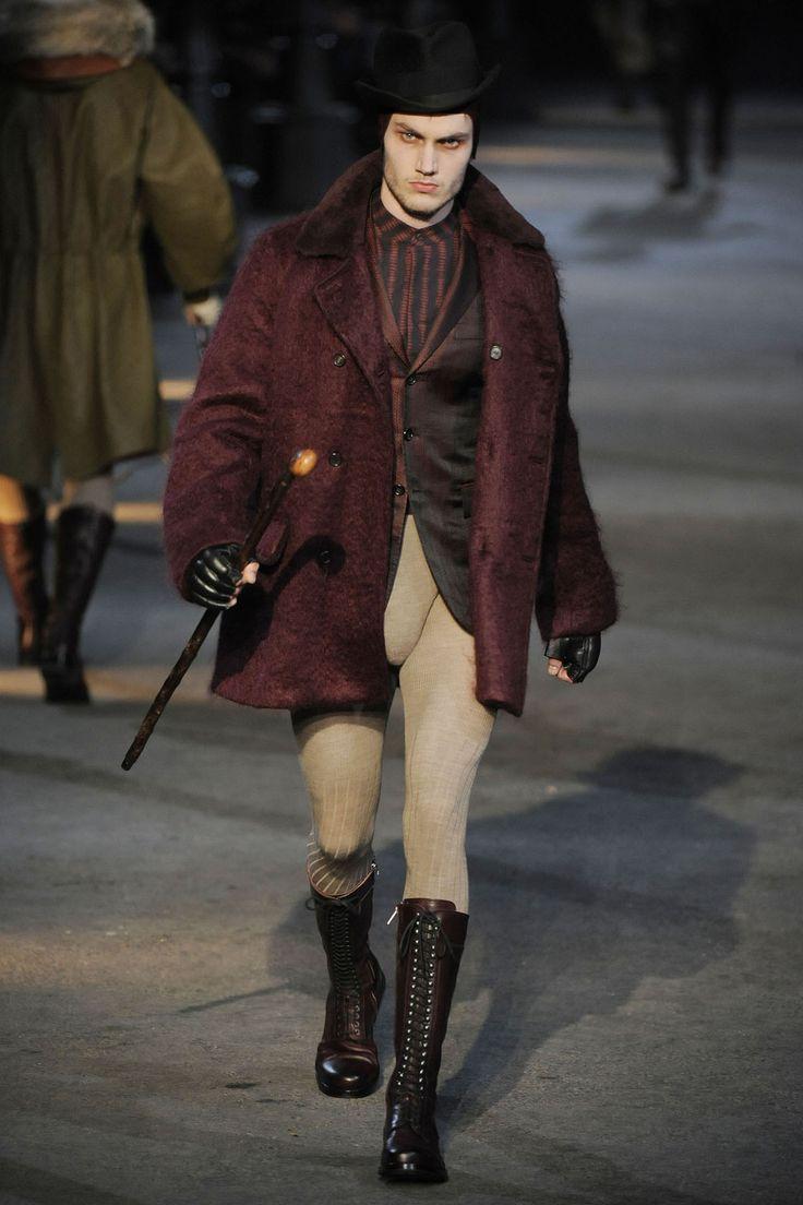 Alexander Mcqueen Autumn/Winter 2009 Menswear | mΛdhΛttΣr ...