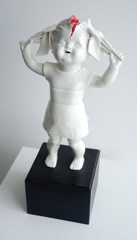 Sadismo em porcelana - Maria Rubinke