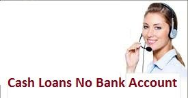 #CashLoansNoBankAccount arranges immediate monetary assistance that borrowers can obtain without any checking account. Through these financial deals they can raise an amount ranges from $100 to $1000 for 14-31 days. www.paydayloansnobankaccount.com