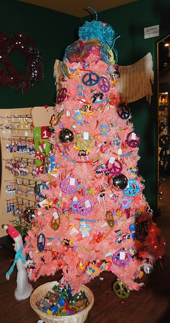 9 best Themed Christmas Trees images on Pinterest Christmas