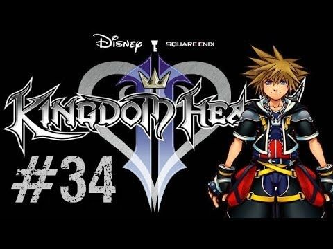 Let's Play Kingdom Hearts 2 (Gameplay/Walkthrough) [Part 34] - AGRABAH!