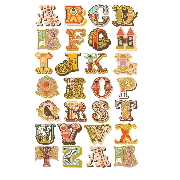 Best Alphabet Soup Images On   Letter Fonts