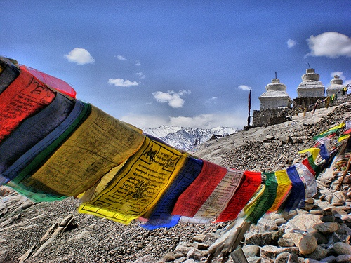 Travel to Tibet to see (not climb!) Mt. Everest