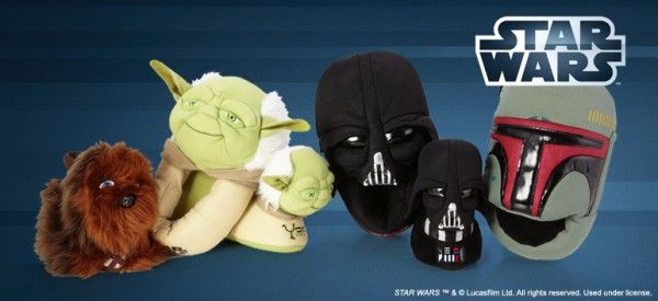 Official Star Wars Slipper Collection Now At Sears