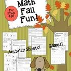 Here's an easy to use packet to support the Counting and Cardinality Math Kindergarten Standards.  What's included: 6 worksheets/activity sheets 2 ...