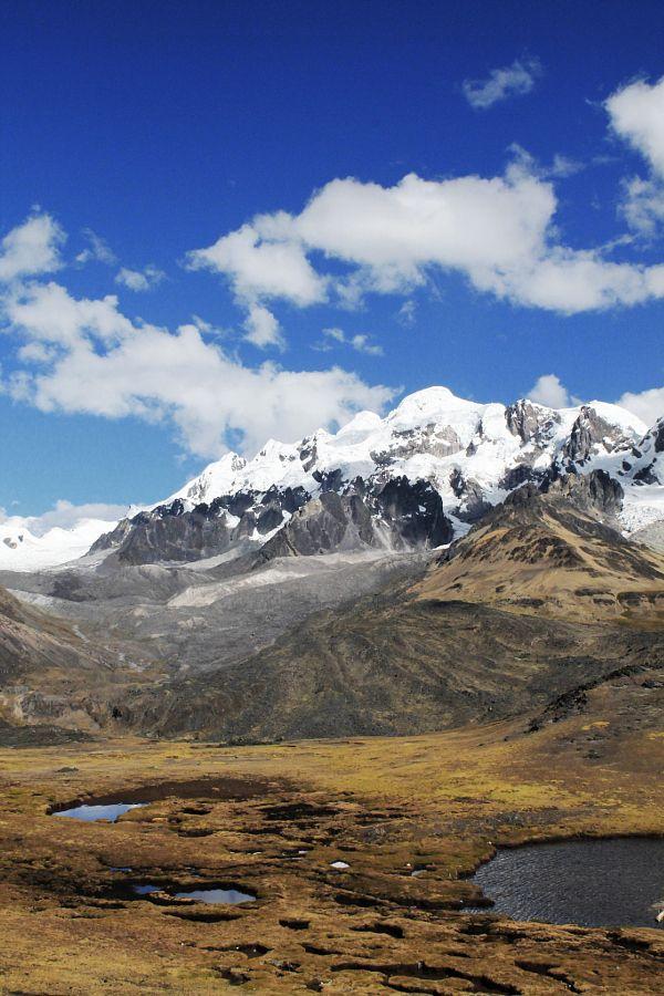 Nevado Auzangate, Departamento de Cusco, Perú