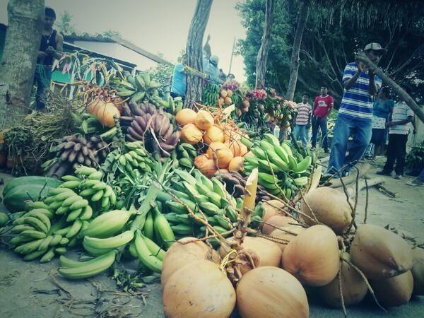 Frutas, Catarina, MasMaya, Nicaragua