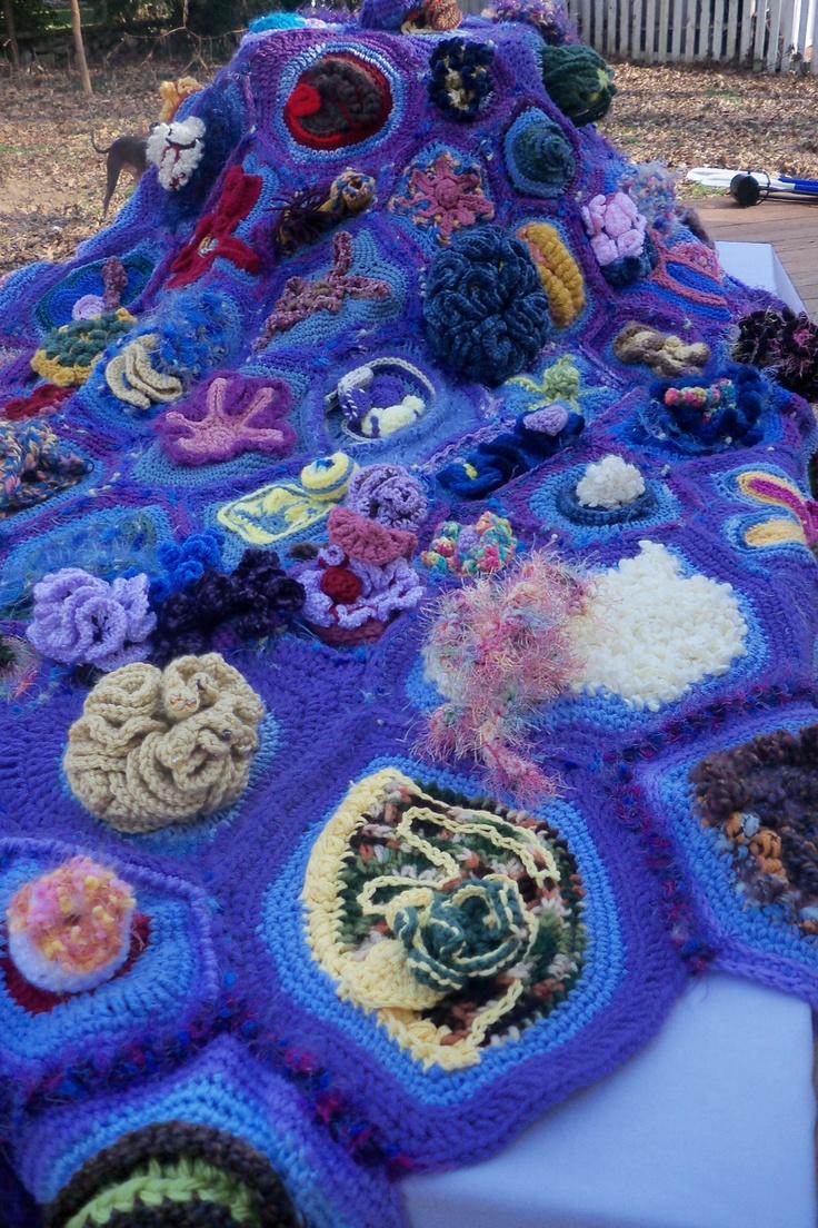 22 besten Crocheting, Knitting and Mathematics Bilder auf Pinterest ...
