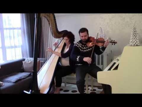 Berceuse - Charles Ives | Valérie Milot & Antoine Bareil - YouTube