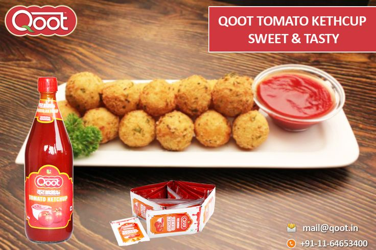 QOOT Masti is a leading manufacturer, exporter and supplier of tomato ketchups, sauces and pickels.  http://www.qoot.in/ #Ketchup, #sauces, #India , #tomatoketchup, #QootMasti
