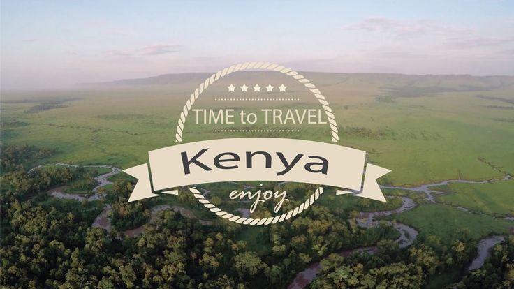 Кения. Страсть к путешествиям
