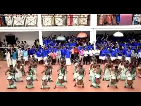 ഓണാഘോഷം  ആയാല്   ഇങ്ങനെ  വേണം .നോക്കി  നിന്ന്  പോകും  ഇവരുടെ  പ്രകടനം  കണ്ടാല് -onam celebration - YouTube