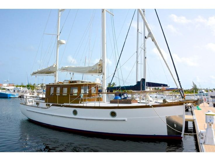 39ft Gatsby Pilothouse Motorsailor Boats And Waterways