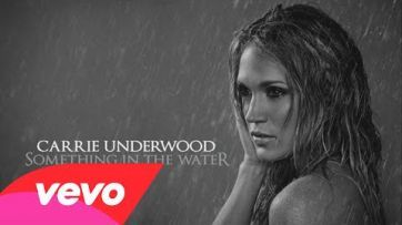 "Carrie Underwood's New Song About Baptism Breaking Records ------------------------------------------------- ""I'm not the first person to sing about God, Jesus...If you don't like it, change the channel."""