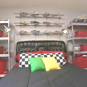 boys race car bedroom theme design boys racing bedroom shelving units